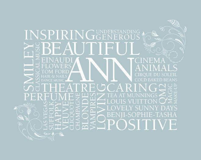 Ann Canvas