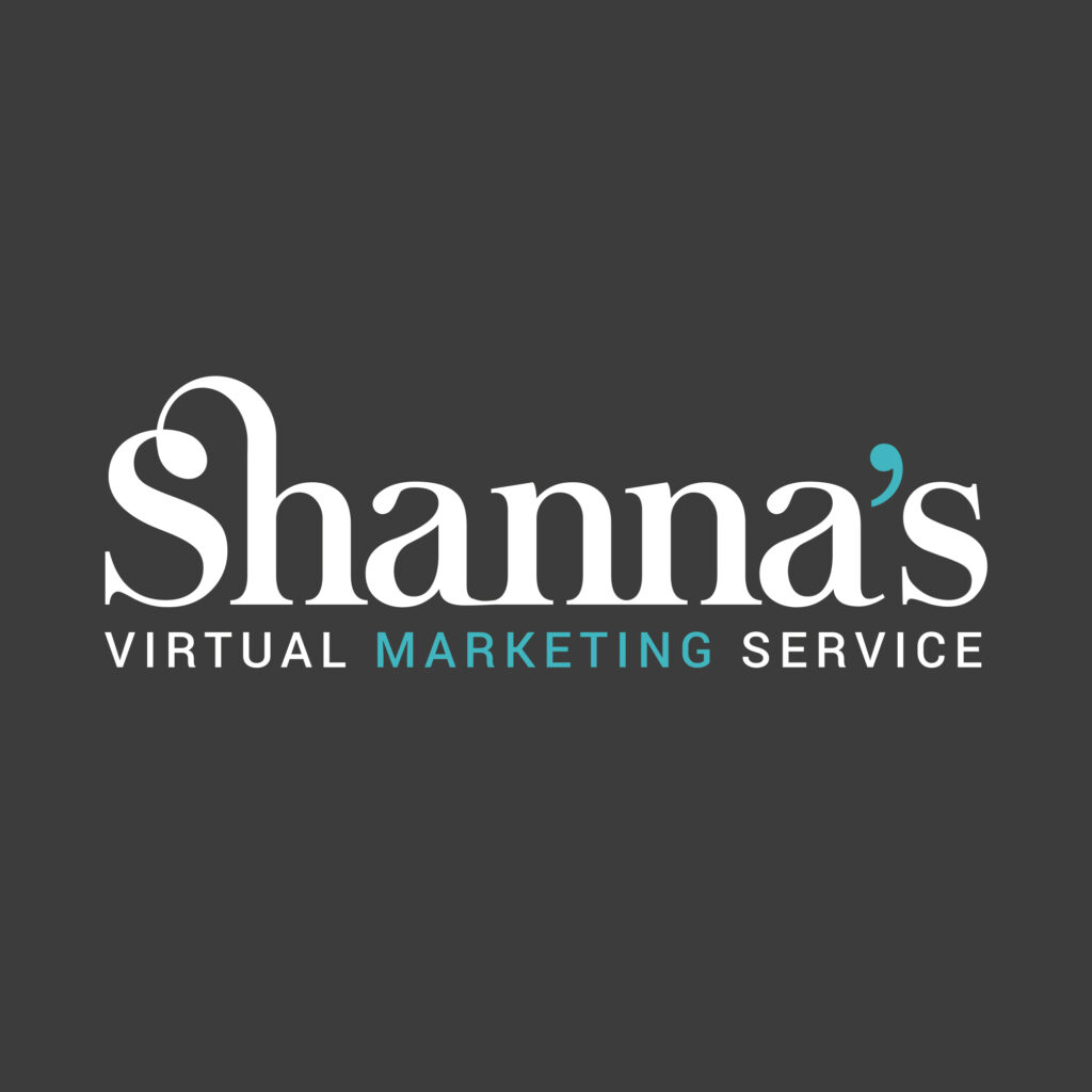 shanna logo white